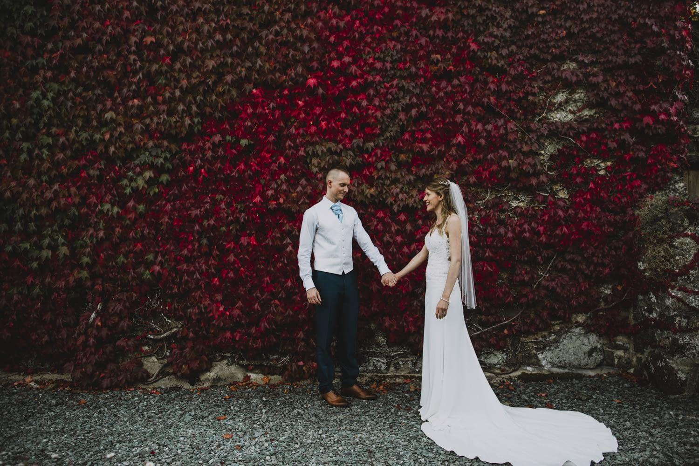 The great barn wedding, Devon