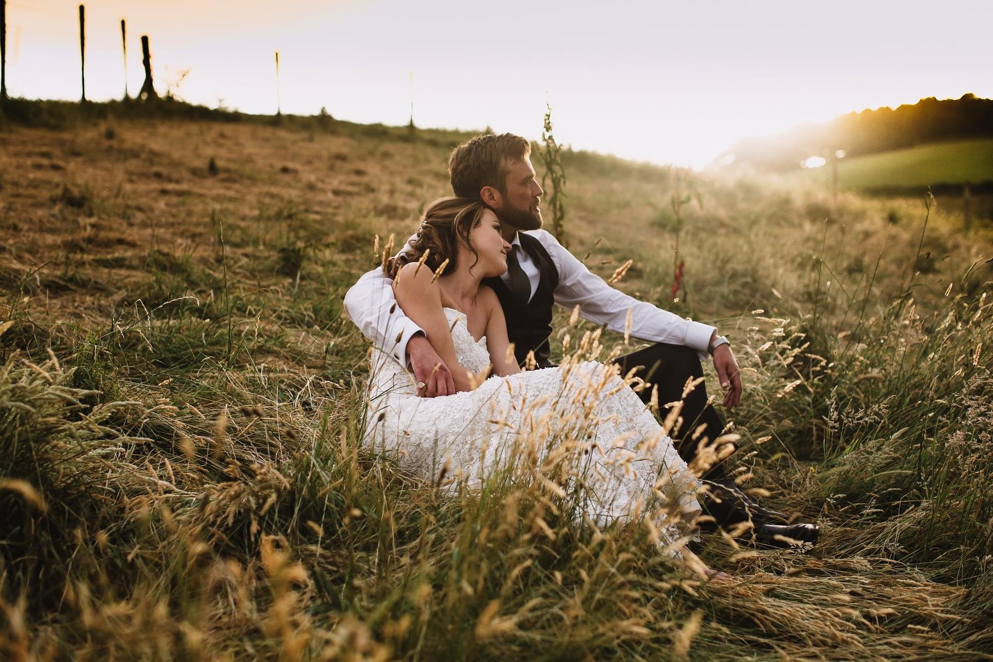 Anran barn wedding
