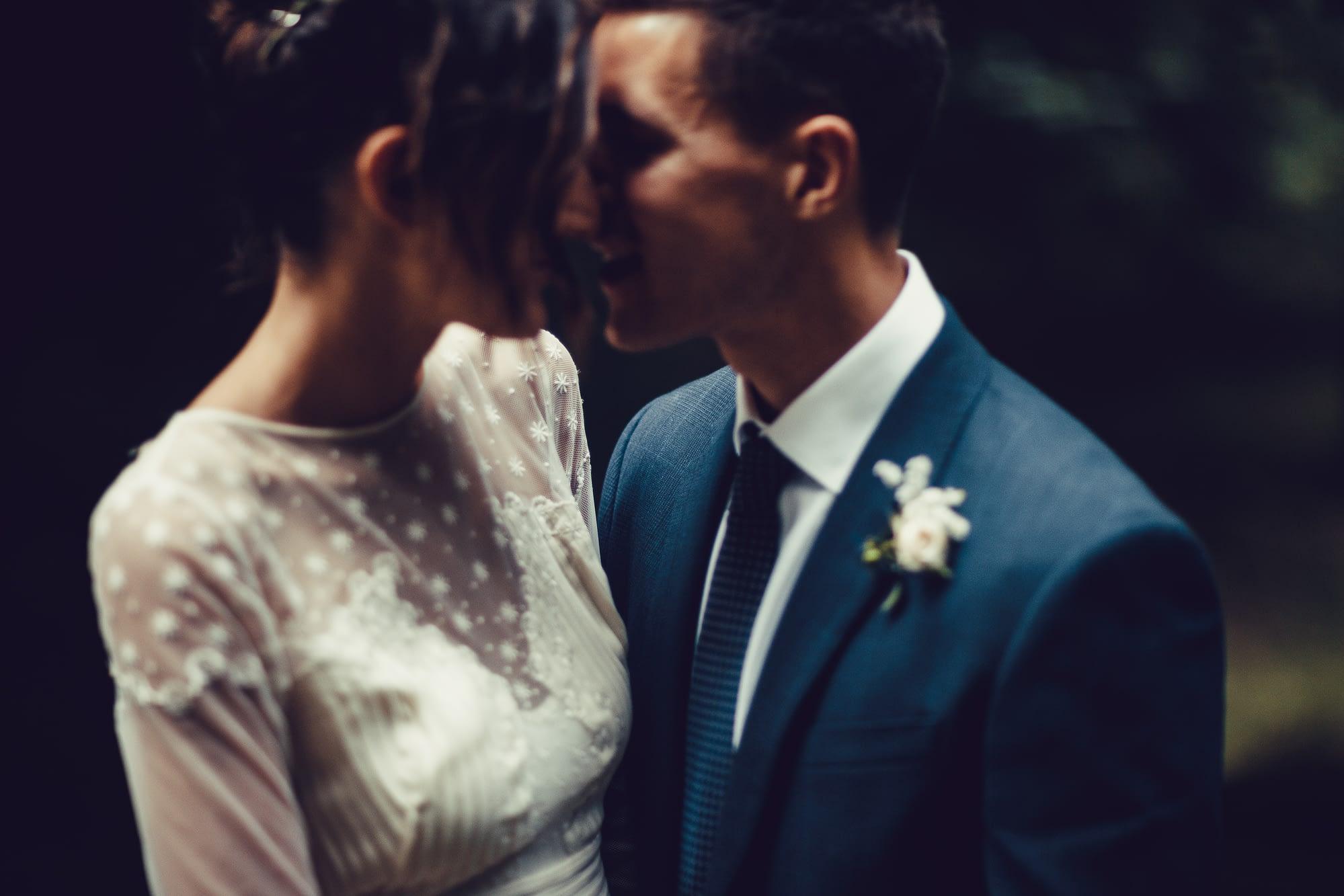 Dartmoor wedding, North Bovey